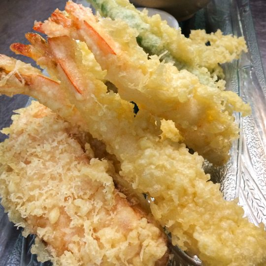 Tempura – Lightly Battered & Fired, Japanese Classic- Assorted