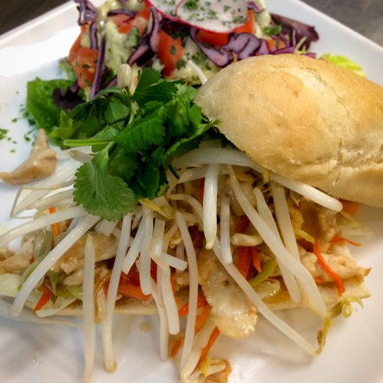 Chicken Thai Sub