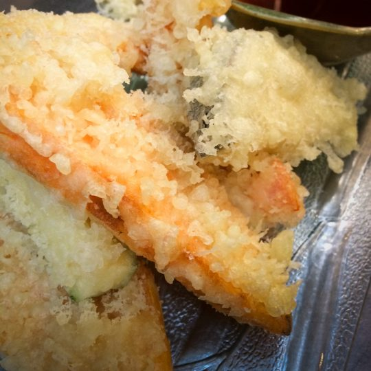 Tempura – Lightly Battered & Fired, Japanese Classic- Vegetable